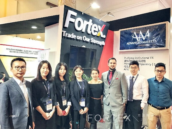 Fortex方达科技应邀参加2016年上海金融理财博览会