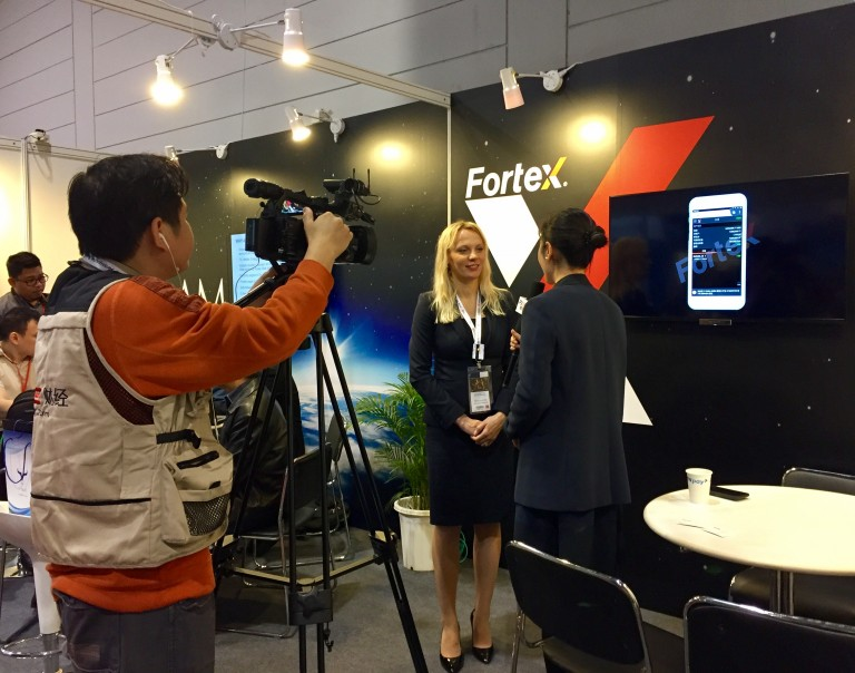 Fortex at iFX EXPO Asia 2017
