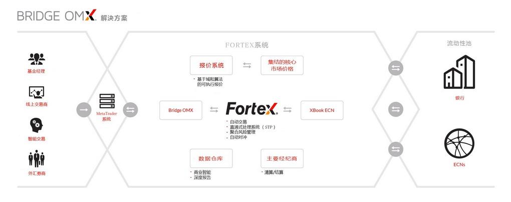 Fortex Bridge OMX改变了成千上万MetaTrader用户的外汇交易,也是最大的MT4交易商成功背后的驱动力。